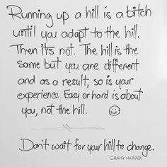 #postivevibes #motivation #onestepinfrontoftheother