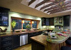 American Clay's Loma and Snake River by Spirit Interior Design