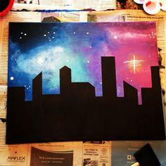 Galaxy Skyline