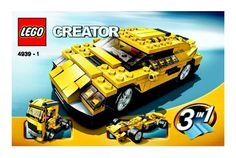 Lego Creator 4939
