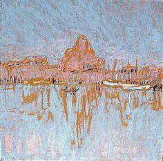 Helsinki harbour by Ellen Thesleff Photorealism, Conceptual Art, Landscape Art, Abstract Expressionism, Art Boards, Comic Art, Pop Art, Contemporary Art, Sculptures