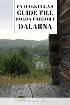 En dalkullas smultronställen i Dalarna | HANNA MARIE K
