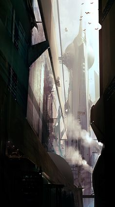 joderquebuenoes • theartofanimation: Andree Wallin