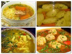 Recepty - Strana 30 z 100 - Vychytávkov My Favorite Food, Favorite Recipes, Soup Dish, Hungarian Recipes, Low Calorie Recipes, Food Porn, Dinner Recipes, Food And Drink, Healthy Eating