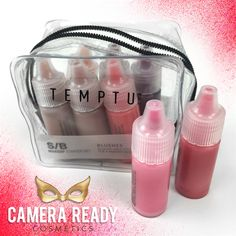 Lightly pigmented for precision application, these blushes apply with ease over the cheeks resulting in a radiant, even glow. Goes on sheer or can be layered for intensity. Apply with an airbrush, brush or fingers. Hd Makeup, Airbrush Makeup, Makeup Artist Kit, Blushes, Blush Color, Fingers, Glow, How To Apply, Cosmetics