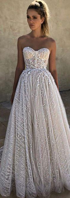 Wedding Dress by BERTA Bridal | Sweetheart lace bridal gown | Sparkly princess wedding gown with corset sweetheart neckline #weddingdress #weddingdresses #bridalgown #bridal #bridalgowns #weddinggown #bridetobe #weddings #bride #weddinginspiration #dreamdress #fashionista #weddingideas #bridalcollection #bridaldress #fashion #bellethemagazine #ido #dress