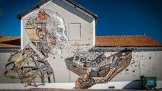 O passeio que mostra #Lisboa como uma galeria de arte