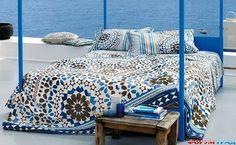 Освежите интерьер вашей спальни: используйте модное постельное белье - Милая спальня, святая святых, место мечтаний и встреч дорогих, полный релакс, удивительный рай! Здесь выбираем для спальни дизайн - Форум-Град