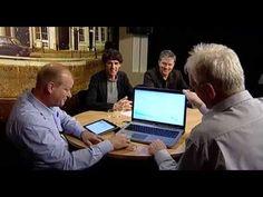 In Gesprek Met TV..Roel Scheepens - Hans van Os en Adri Henskems