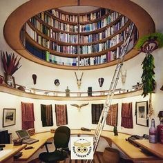What a Great use of Book Space We Love anything that allows us to Read more!