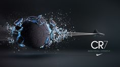 Working as part of the in-house team at ManvsMachine, I helped design and develop these two images for Nike's shoe campaign. I was responsible for exploding the football and players in the images.