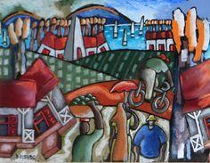 """Untitled"" x Pastel Acrylic Art, Pastel, Mauritius, Wall Art, Create, Artist, Painting, Cake, Artists"