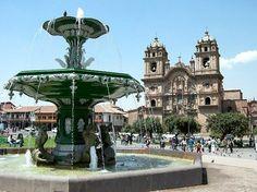 Plaza de Armas, Cusco, Peru  http://www.viajesmachupicchu.com/