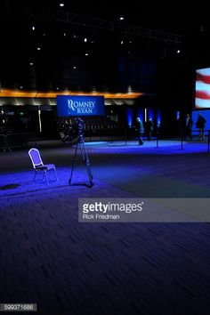 The MItt Romney headquarters on election night at the Boston... #panolefkara: The MItt Romney headquarters on election night… #panolefkara