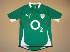 IRELAND-Irish-IRFU-HOME-RUGBY-UNION-S-shirt-jersey-PUMA