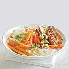 Pork Noodle Salad | CookingLight.com
