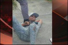 PN Apresa Dos Ladrones Que Intentaron Escapar En Villa Olga #Video