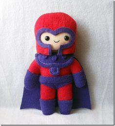 O Magneto mais fofinho que eu já vi *-*  The most cute Magneto I ever seen! *-*