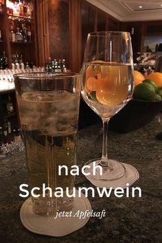 nach #Schaumwein jetzt Apfelsaft #Berlin  #Mitte