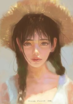 - kai fine art writing inspiration in 2019 anime art, anime art girl, chara Pretty Art, Cute Art, Art Sketches, Art Drawings, Animation 3d, Digital Art Girl, Anime Kunst, Wow Art, Anime Art Girl
