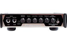 Traynor SB200H Small Block 200W Bass Amp Head