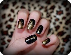 Rock Star Nails.