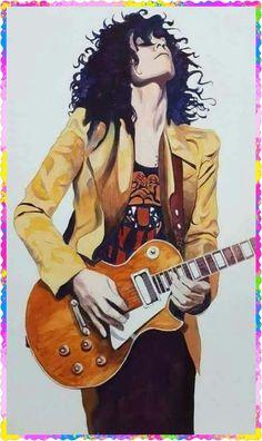MB♡ Children Of The Revolution, Electric Warrior, Rock Hits, Marc Bolan, Pop Art Illustration, Famous Musicians, Teenage Dream, Glam Rock, Led Zeppelin