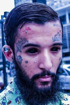people with bizarre body modifications 4 These people must really hate their parents Photos) Body Modifications, Hot Guys Tattoos, Bored At Work, Tattoo Trends, Tattoo Ideas, Body Mods, New Trends, Les Oeuvres, Eyes