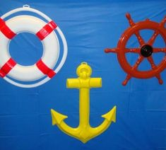 nautical decorations for classroom!!! (: so excited!