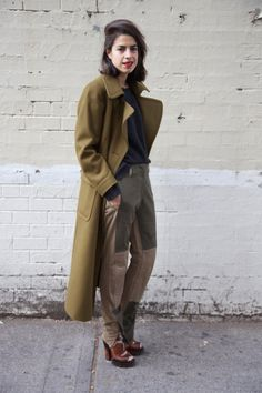 Coat Jokes | Man Repeller