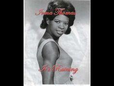 Irma Thomas - It's Raining Irma Thomas, It's Raining, Music, Youtube, Movie Posters, Musica, Musik, Film Poster, Muziek