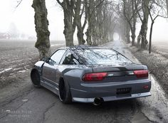 Nissan 200sx s13 R.A.Jacobsen spec by HenrikCQ, via Flickr