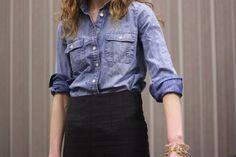 fashion tips from a jcrew stylist