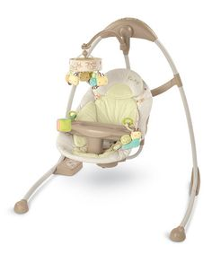 Bella Vista Fashion Cradle & Sway Swing