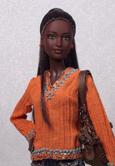 Barbie by DivaLuvv, via Flickr