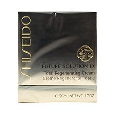 Shiseido Future Solution Lx Total Regenerating Cream for Unisex, 1.7 Ounce  http://www.personalcareclub.com/shiseido-future-solution-lx-total-regenerating-cream-for-unisex-1-7-ounce/