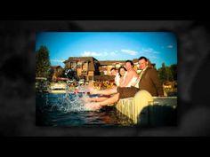 Wedding photographer at the Whitefish Mountain Resort  PART 2