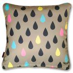 adore this raindrop pillow!