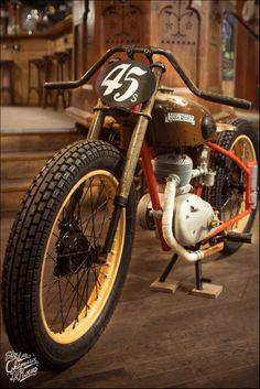 Bobber #motorcycles #bobber #motos   caferacerpasion.com