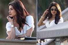 #PriyankaChopra Sexy #Baywatch Look