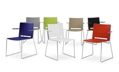 Riva Breakout Chair   Riva Breakout Seating