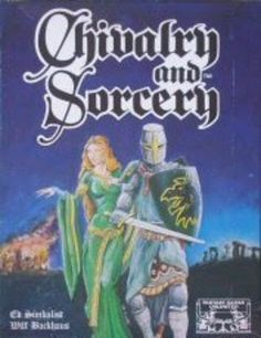 Chivalry & Sorcery - a classic old school rpg