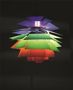 POUL HENNINGSEN 'The house of the future' ceiling light