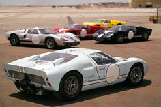 Ford Gt40 Cinq