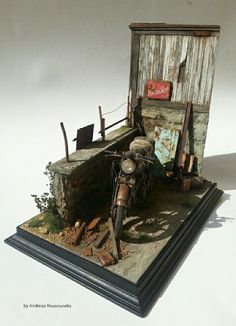 Ride the past (1/12 scale)
