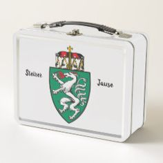 Shop Steirer Jause Metal Lunch Box created by Travelboxer. Wedding Invitation Wording, Invitation Cards, Metal Lunch Box, Candy Jars, Activity Games, Lunch Time, Food Plating, Baby Shower Games, Safe Food