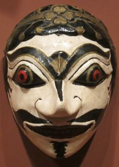 Indonesian mask