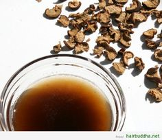 How to make amla hair oil: Amla oil helps slow hair loss and greying, increases body and luster and makes hair silk soft.