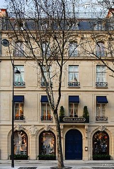 Ralph Lauren store in Paris boulevard Saint Germain