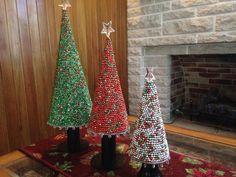 Árboles de Navidad diferentes. ¡Innova en tu decoración!